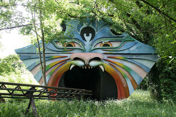 Friday Favorite: Abandoned Amusement Parks